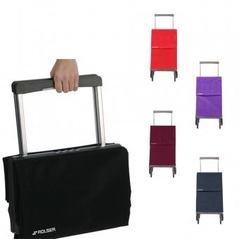 Mała torba wózek na zakupy na kółkach składana Rolser Plegamatic